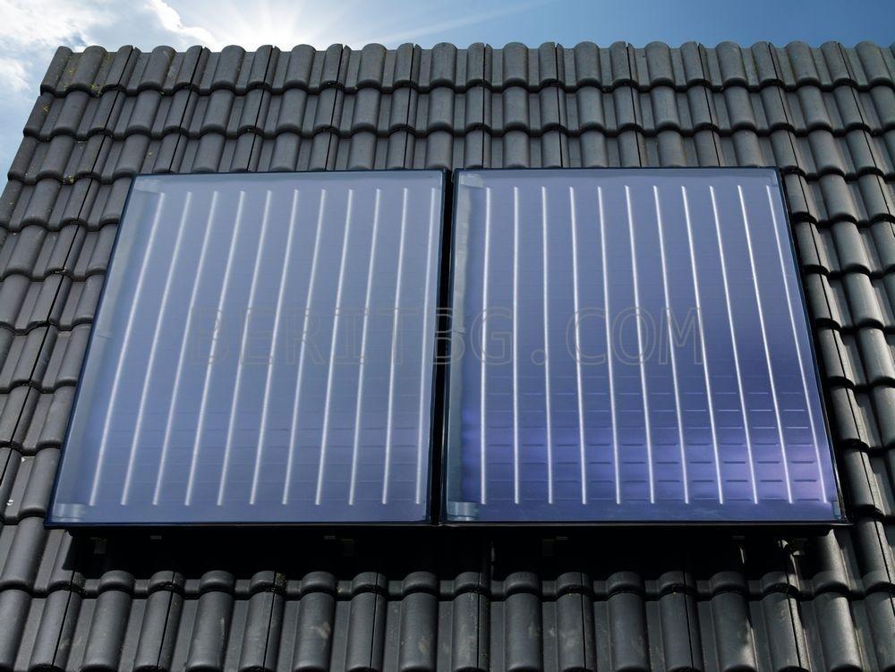 Слънчев колектор Solar 5000 H TF