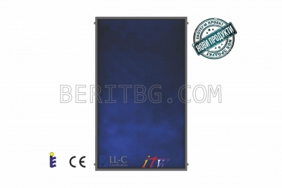 Слънчев колектор Bisolid HP 230, селективен, 2.31 m2, Blue