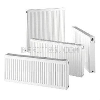 Панелен радиатор тип 22, 500/1200-2370W