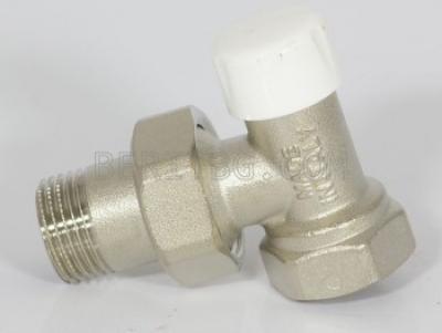 Вентил радиаторен секретен ъглов 1/2-FORNARA