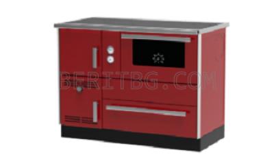 Готварска печка на твърдо гориво ALFA TERM 35