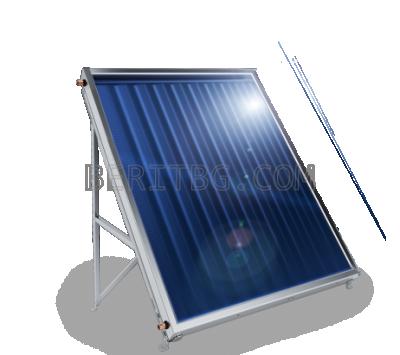 Слънчев колектор ЕЛДОМ 2.5m2