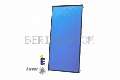 Слънчев колектор Bisolid Marine+, селективен, 2.5 m2, Blue