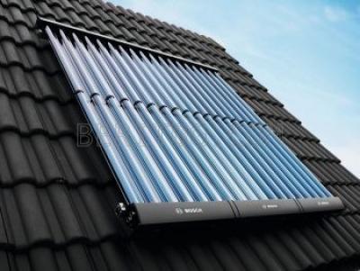 Вакуумно-тръбен колектор Solar 8000 TV без СРС-огледало