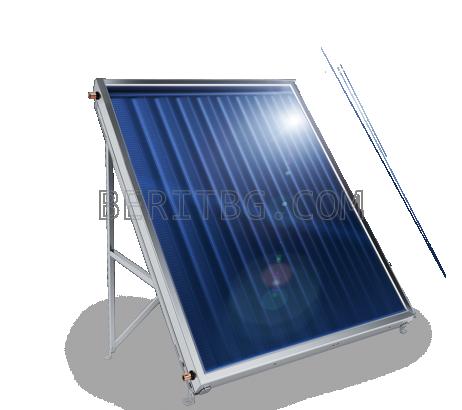Слънчев колектор ЕЛДОМ 1.5m2