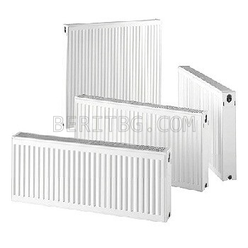 Панелен радиатор тип 22 600x1200